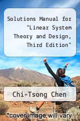 Linear System Theory And Design Solution Manual Greatjohn